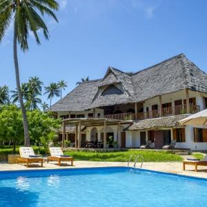 Mawimbi Villa: Tanzania